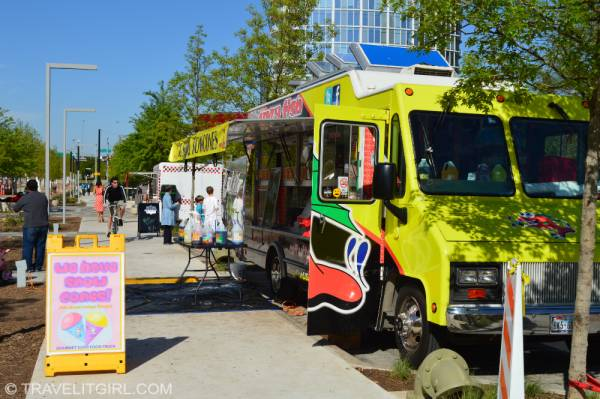 Klyde Food Trucks Dallas
