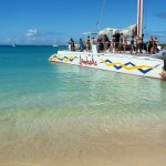 Snorkeling St. Maarten: Livin' it up on the Lambada