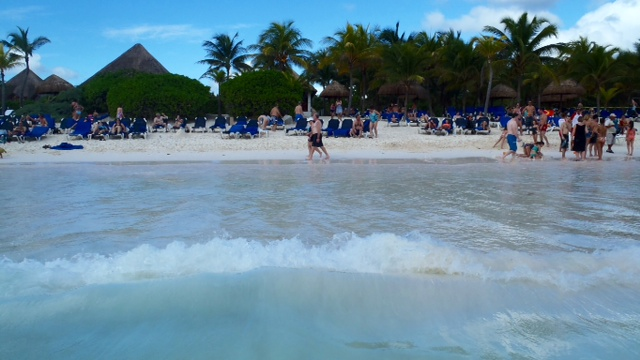 Kicking off the new year on the mayan riviera travel it girl for Funnest all inclusive resorts