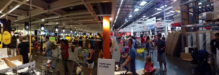 Dallas travel it girl for Ikea in dallas
